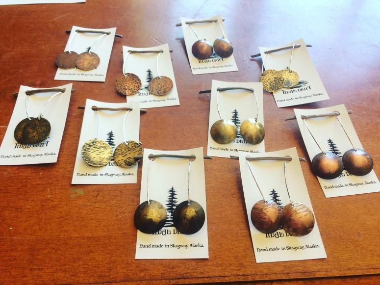 Tidal Drift - earrings