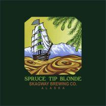 spruce tip blonde